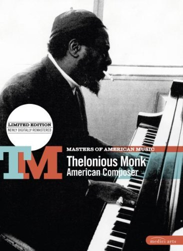 DVD - Thelonious Monk: American Composer - Masters Of American Music (Remastered) (Limited Edition)