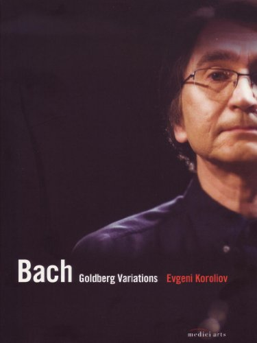 Koroliov , Evgeni - Bach - Goldberg Variations