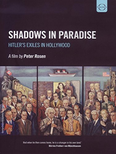DVD - Shadows In Paradise - Hitler's Exiles In Hollywood