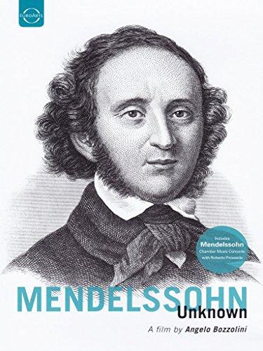DVD - Mendelssohn Unknown (Mendelssohn: Chamber Music Concerto) (Prosseda)