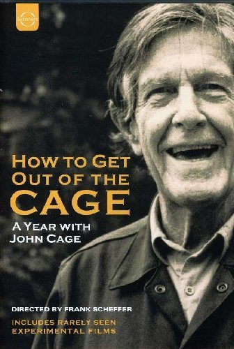 DVD - How to get out of the Cage - A Year with John Cage