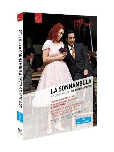 Bellini , Vincenzo - La Sonnambula (Capuano, Schneiderman, Durlovski, Botelho, Smith, Kaston)