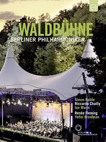 Berliner Philharmoniker - Waldbühne 2009, 2010, 2011 (Rattle, Bronfman / Marin, Fleming / Chailly)