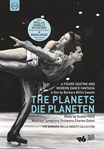 DVD - The Planets (Die Planeten) - A Gigure Skating And Modern Dance Fantasia On Ice (Holst, Dutoit)