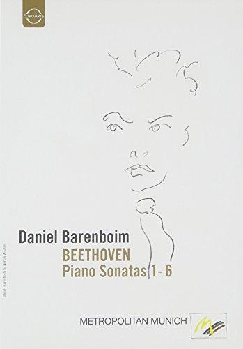Barenboim , Daniel - Beethoven: Piano Sonatas 1-6