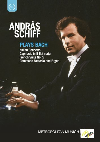 Schiff , Andras - Plays Bach
