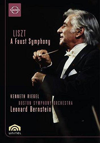 Bernstein , Leonard & BSO & Riegel , Kenneth - Liszt: A Faust Symphony