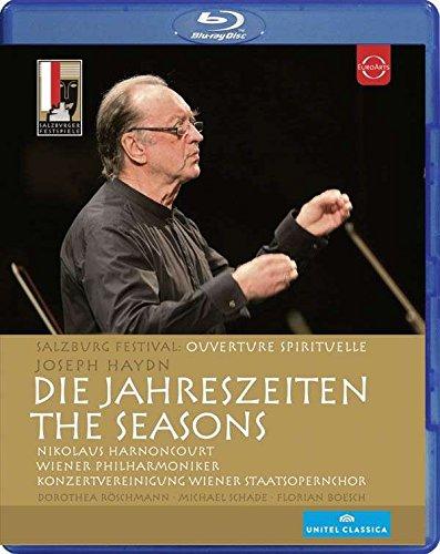 Harnoncourt , Nikolaus & Wiener Philharmoniker - Haydn: Die Jahreszeiten (The Seasons) (Röschmann, Schade, Boesch)