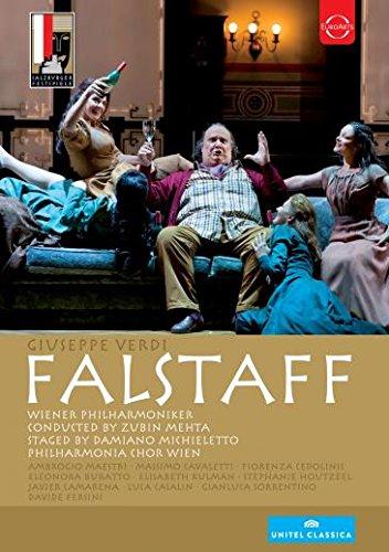 Verdi , Giuseppe - Falstaff (Salzburger Festspiele 2013) (Mehta, Maestri, Cavaletti, Cedolinis, a.o.)
