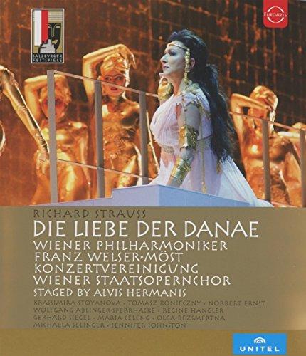 - Richard Strauss - Die Liebe der Danae (Salzburger Festspiele 2016) [Blu-ray]