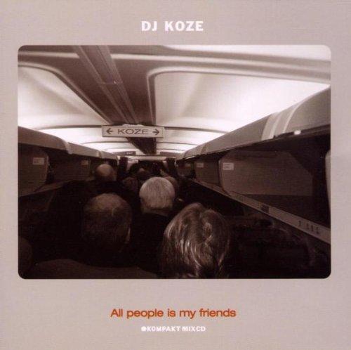 DJ Koze - All people is my friends
