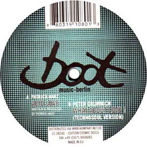 Harz , Patrick / Grummich , Peter - Acid Love / What About Love? (12'') (Maxi) (Vinyl)