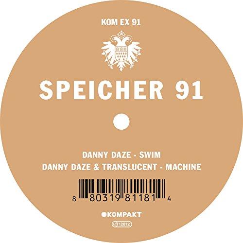Danny Daze - Speicher 91 [Vinyl LP]