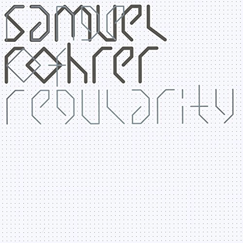 Rohrer , Samuel - Range Of Regularity
