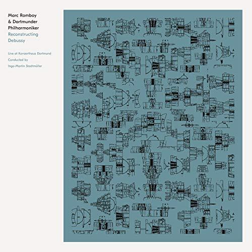Romboy , Marc - Recontructing Debussy - Live At Konzerthaus Dortmund (With Dortmunder Philharmoniker, Stadtmüller) (Vinyl)