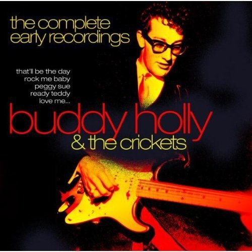 Holly , Buddy - The Complete Early Recordings