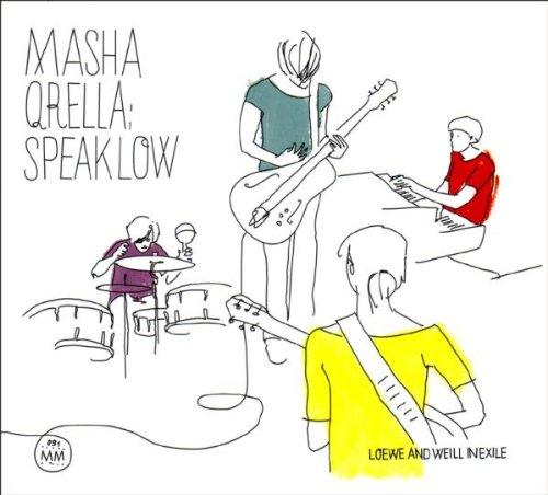 Qrella , Masha - Speak Low