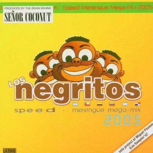 Negritos , Los - Speed - Merengue Mega-Mix 2005