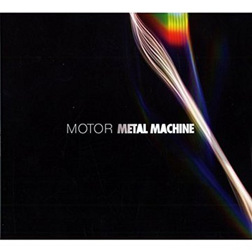 Motor - Metal Machine