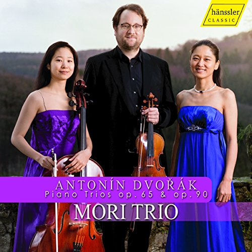 Mori Trio - Dvorak: Piano Trios, Op. 65 & Op. 90