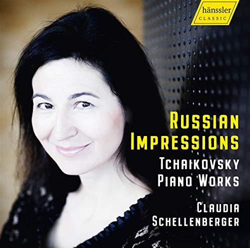 Schellenberger , Claudia - Russian Impressions - Tchaikovsky: Piano Works