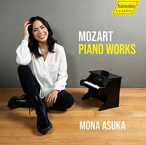 Mona Asuka - Mozart: Piano Works
