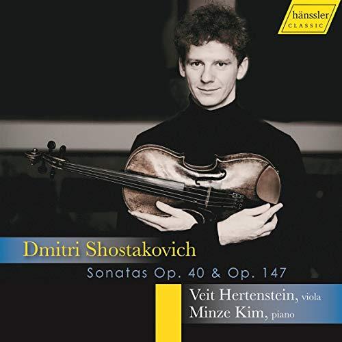 Shostakovich , Dmitri - Sonatas, Op. 40 & Op. 147 (Hertenstein, Kim)