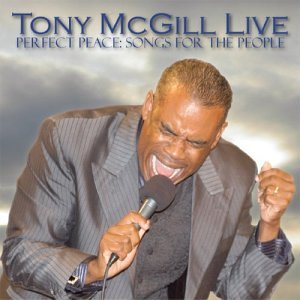 McGill , Tony - Perfect Peace: Songs For The People (US Import)