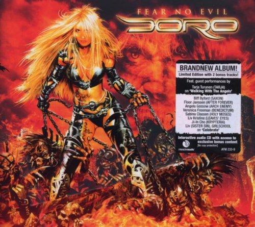 Doro - Fear No Evil (Limited DigiPak Edition)