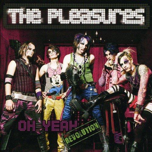 Pleasures , The - Oh Yeah Revolution