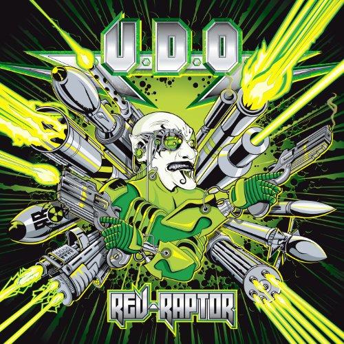 U.d.O. - Rev-Raptor (Ltd.Digipak)