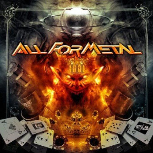 DVD - All For Metal III (DVD CD)