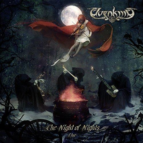 Elvenking - The Night Of Nights - Live (2CD DVD)