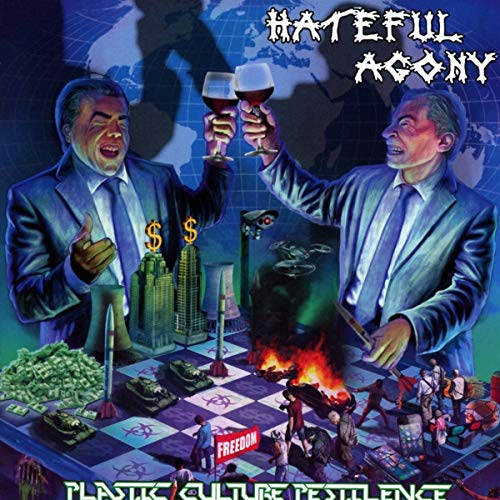 Hateful Agony - Plastic,Culture,Pestilence