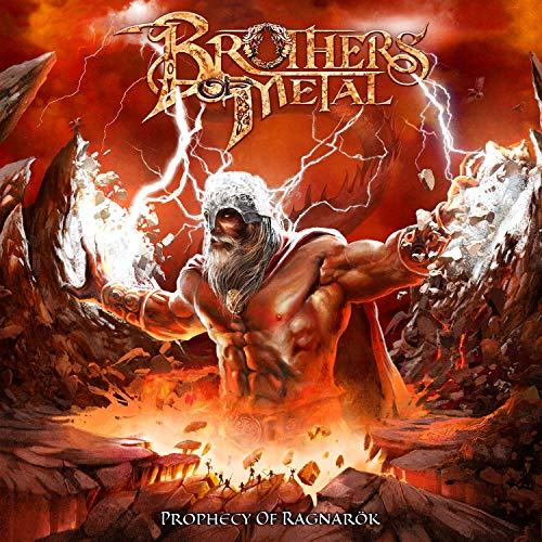 Brothers Of Metal - Prophecy Of Ragnarök (Limited DigiPak Edition)