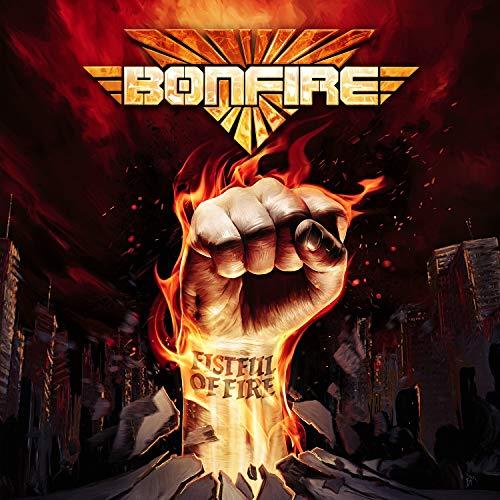 Bonfire - Fistful Of Fire (DigiPak Edition)