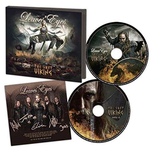 Leaves' Eyes - The Last Viking (Limited DigiPak Collector's Edition)
