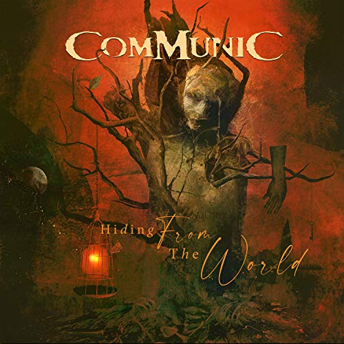 Communic - COMMUNIC-HIDING FROM THE WORLD -DIGI-
