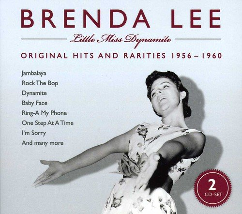 Lee , Brenda - Little Miss Dynamite (Original Hits And Rarities 1956-1960)