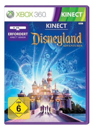 Xbox 360 - Kinect: Disneyland Adventures