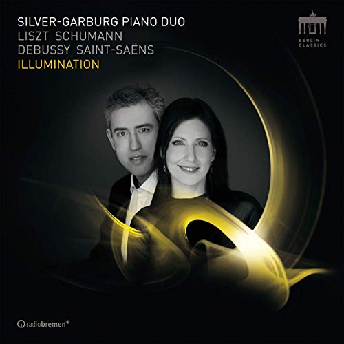 Silver-Garburg Piano Duo - Illumination
