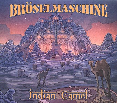 Bröselmaschine - Indian Camel (Vinyl)