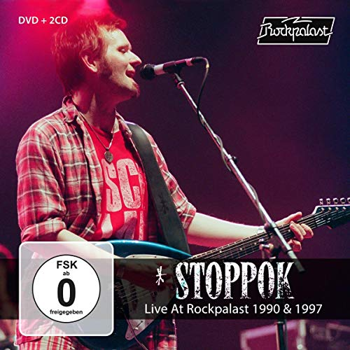 Stoppok - Live at Rockpalast 1990 & 1997 (2cd,Dvd)