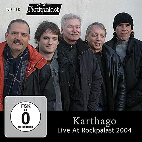 Karthago - Live at Rockpalast 2004 (CD+DVD)