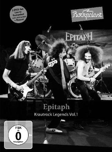Epitaph - Krautrock Legends Vol. 1 (Live At Rockpalast 1977, 1979 & 2004)