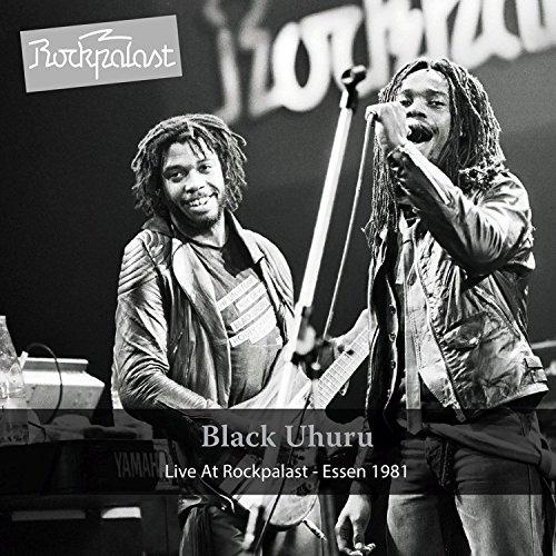 Black Uhuru - Live At Rockpalast - Essen 1981 (Vinyl)