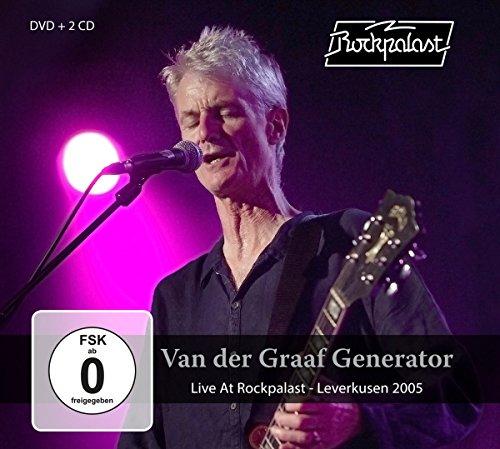 Van der Graaf Generator - Live at Rockpalast-Leverkusen 2005 (2CD + DVD)