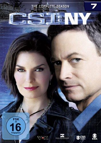 DVD - CSI: NY - Staffel 7