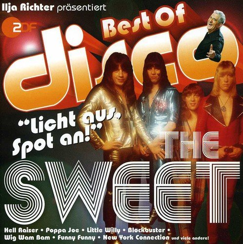 Sweet , The - Best of Disco