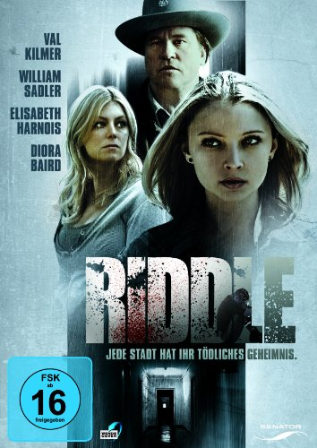 DVD - Riddle - Jede Stadt hat ihr tödliches Geheimnis